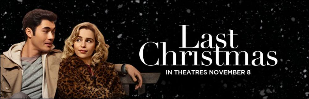 Film Last Christmas 2021